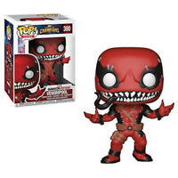 Marvel Deadpool Venom Action Figure Model Toy Gift FUNKO POP Champions Contest