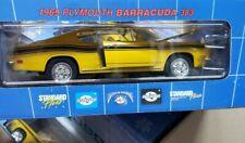1969 Plymouth Barracuda 1:18 Scale Diecast Model '69 383 Cuda Car