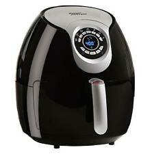 Power Air Fryer XL AF-530-5.3 5.3 QT Deluxe Black