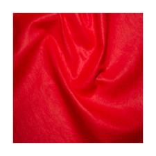 Felt Wool Viscose Blend Fabric Material 90cm Wide Craft
