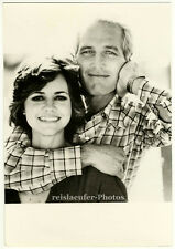 Paul Newman with Sally Field, Original-Photo from ca. 1980