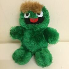 Sesame Street Green Bin Monster Collectible Car Hanging Plush Soft Toy