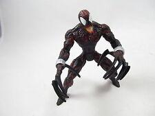 "1997 Toybiz Marvel Spiderman Venom Spider Carnage ""Along Came Spider"" 5"" Figure"