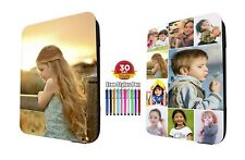 PERSONALISED Photo Flip Case Cover for Amazon Paperwhite 3/4 & Kindle 4/5/7/8/9
