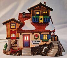 Department 56 Alpine Village 56174 ~ Bernhardiner Hundchen St. Bernard Kennel