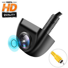 Car Backup Camera Rear View Reverse CAM Parking Kit Night Vision Waterproof CA