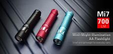 Klarus Mi7 Cree XP-L HI V3 700 Lumens EDC LED Flashlight ( AA, 14500 )