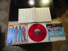 "ABBA: Gracias Por La Musica, RED VINYL, DSP-8002, JAPAN + OBI.., 12""/ LP, MINT!!"