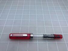 Judd's New TWSBI Red Eco Fountain Pen w/Fine Nib
