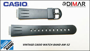 Vintage Casio Original Uhren Uhrarmband AW-52