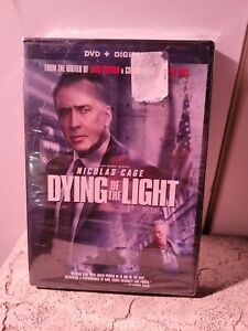 Dying of the Light DVD Nicholas Cage