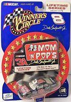 "Dale Earnhardt Jr #8 NASCAR 1:64 Diecast Car Mom 'N"" Pop's Lifetime Series 1996"