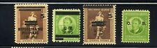 JAPANESE 🎎 OCCUPATION PHILIPPINES OVERPRINT STAMP SET MLH WITH GUM🔥