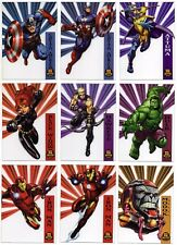 2015 Fleer Retro Marvel 1994 Suspended Animation You Pick Finish Your Set