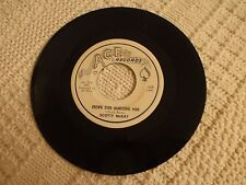 SCOTTY MCKAY  BROWN EYED HANDSOME MAN/CRY ME A RIVER    ACE 608  M-