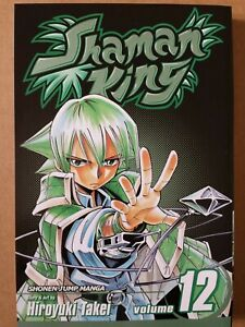 Shaman King: Volume 12 - Manga (Paperback, 2009)