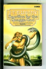 SACRIFICE FOR THE QUAGGA GOD Edson, British Corgi #10272 Tarzan type vintage pb