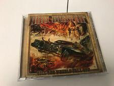 Bob Wayne - Till the Wheels Fall Off [New & UNSEALED] CD 5052146825226 [T1]