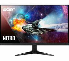 Acer Nitro QG241Y 23.8 pulgadas LED Monitor De Juegos 1ms-Full HD 1080p, respuesta 1ms