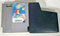 Little Mermaid The (Nintendo Entertainment System NES) Cart Only GREAT FREE SHIP