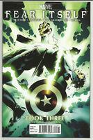 Fear Itself #3 Stuart Immonen 1:25 Variant Avengers Captain America Marvel 2011