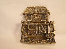 The Old Curiosity Shop Portsmouth St London Solid Brass Door Knocker