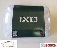 Bosch IXO Akkuschrauber Akku-Schrauber mit 10 Bits Set und Ladegerät Preisaktion