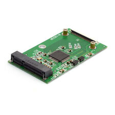 MINI PCI-E mSATA SSD to 40 Pin ZIF Adapter Card for Toshiba or Hitachi ZIF HDD