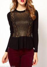 Feine Damen-Pullover aus Wollmischung