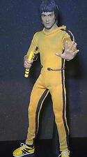 1/6 Hot Toys Bruce Lee DX04 Body/Head Enterbay G.O.D. Jumpsuit Custom Hands L@@K
