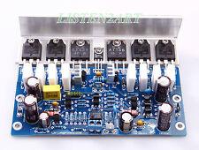 1pc L25 500W 4ohm KTB817 KTD1047 2SA1186 2SC2837 Assembled Mono Amplifier Board