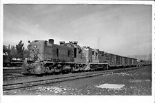 1983 Ferrocarril Del Pacifico Train #833 6x4 Photo X2200S Mexico FREE SHIP