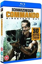 Commando Directors Cut [Bluray] [DVD]