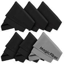 6 PackThe Amazing MagicFiber Premium Microfiber Cleaning Cloths