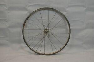 "Mavic Sup UB Ground Control Front 26"" MTB Bike Wheel OLW100 17mm 32S USA Charity"