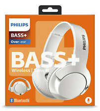 Philips SHB3175WT/00 BASS+ Bluetooth Headset  - White color!