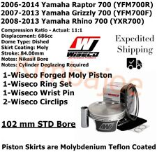 Piston Pin For 2008 Yamaha YFM700 Grizzly FI 4x4 Auto ATV Pro X 04.2357.2