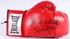 Pernell Whitaker Autograph Boxing Glove Signed Red Everlast w/ COA Champion