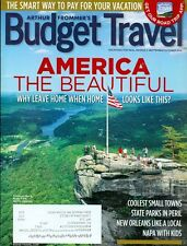 2012 Budget Travel Magazine: America Issue/Coolest Small Town/State Parks