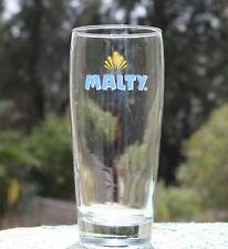 Malty - Na Malt Beer 0.3L/10.14oz Clear Glass Made in Israel