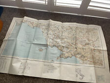 More details for us army ww2 italy invasion map sheets 19 and 20
