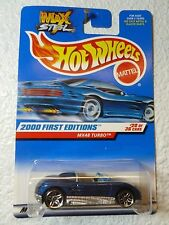 2000 FIRST EDITIONS HOT WHEELS - MX48 TURBO #080
