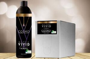 Organic Norvell COSMO spray tan tanning solution sunless fake tan dark bottle