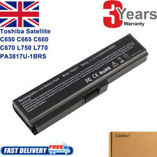 d2cde42982be 6 Cell Laptop Batteries for Toshiba Satellite for sale | eBay