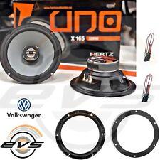 KIT ALTOPARLANTI VW GOLF 5 V CASSE POSTERIORI HERTZ UNO X165 220W 16,5 CM