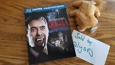 Dracula: Prince of Darkness Blu-ray 2013 OOP w/ slip New Sealed Christopher Lee