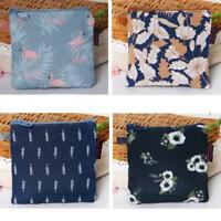 Sanitary Pad Organizer Holder Napkin Towel Storage Bag Mini Coin Bags Women MA