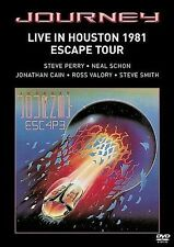 Journey - Live in Houston 1981: Escape Tour (DVD, 2006)