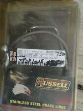 Rezo Wavy Rear Brake Disc /& EBC HH Pad Kit For Suzuki DL 650 V-Strom ABS 07-17