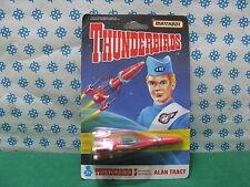 Vintage Matchbox Tracy Island Thunderbird 3 Astronaute Alan Tracy
